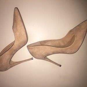 Steve Madden high heeled shoes